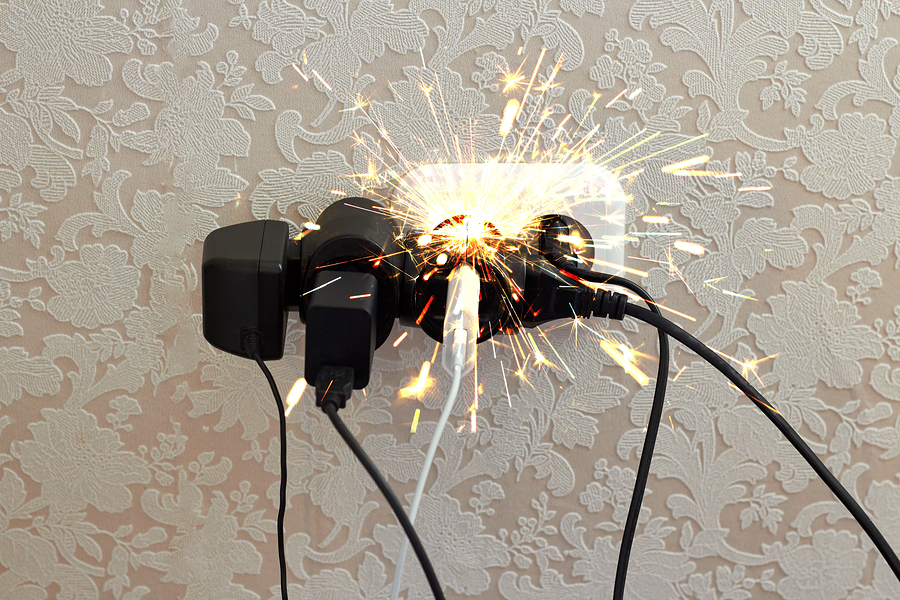 Stay  Electrically  Safe Whilst Staying Safe At Home