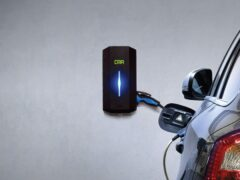 Electric vehicle wall charger